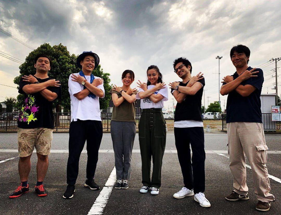 【スチール撮影/動画撮影アシスタント】ラグビーロードを楽しく歩こう!~熊谷ラグビー場で、待ってるぜぃ~